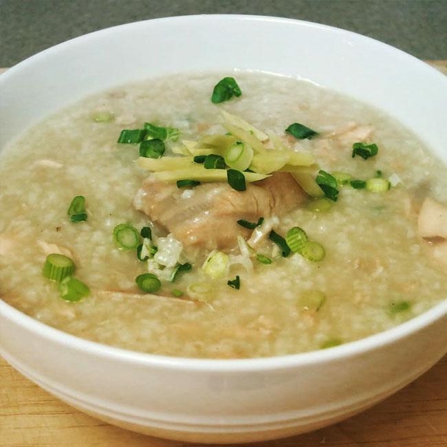 Recette de soupe de riz
